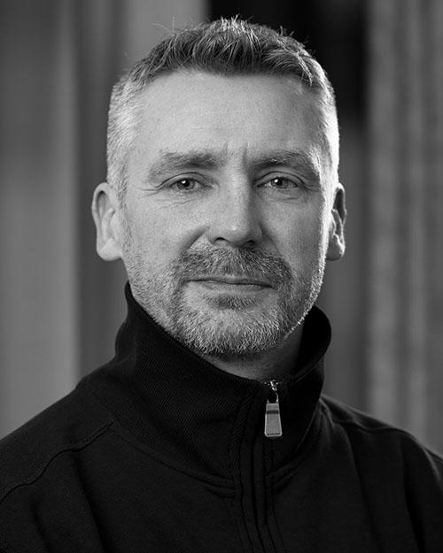 Kenneth Billman är inredningsmontör på Gardinfabriken.