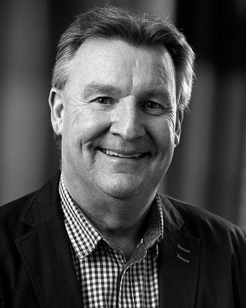 Jörgen Jareteg, säljare på Gardinfabriken.
